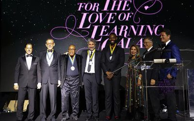 Sam Moore Honored By Miami-Dade County Public Schools With Induction Into The Alumni Hall Of Fame 2020
